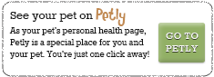 As your pet's personal health page, Petly is a special place for you and your pet.